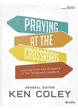 Praying crossroads cover
